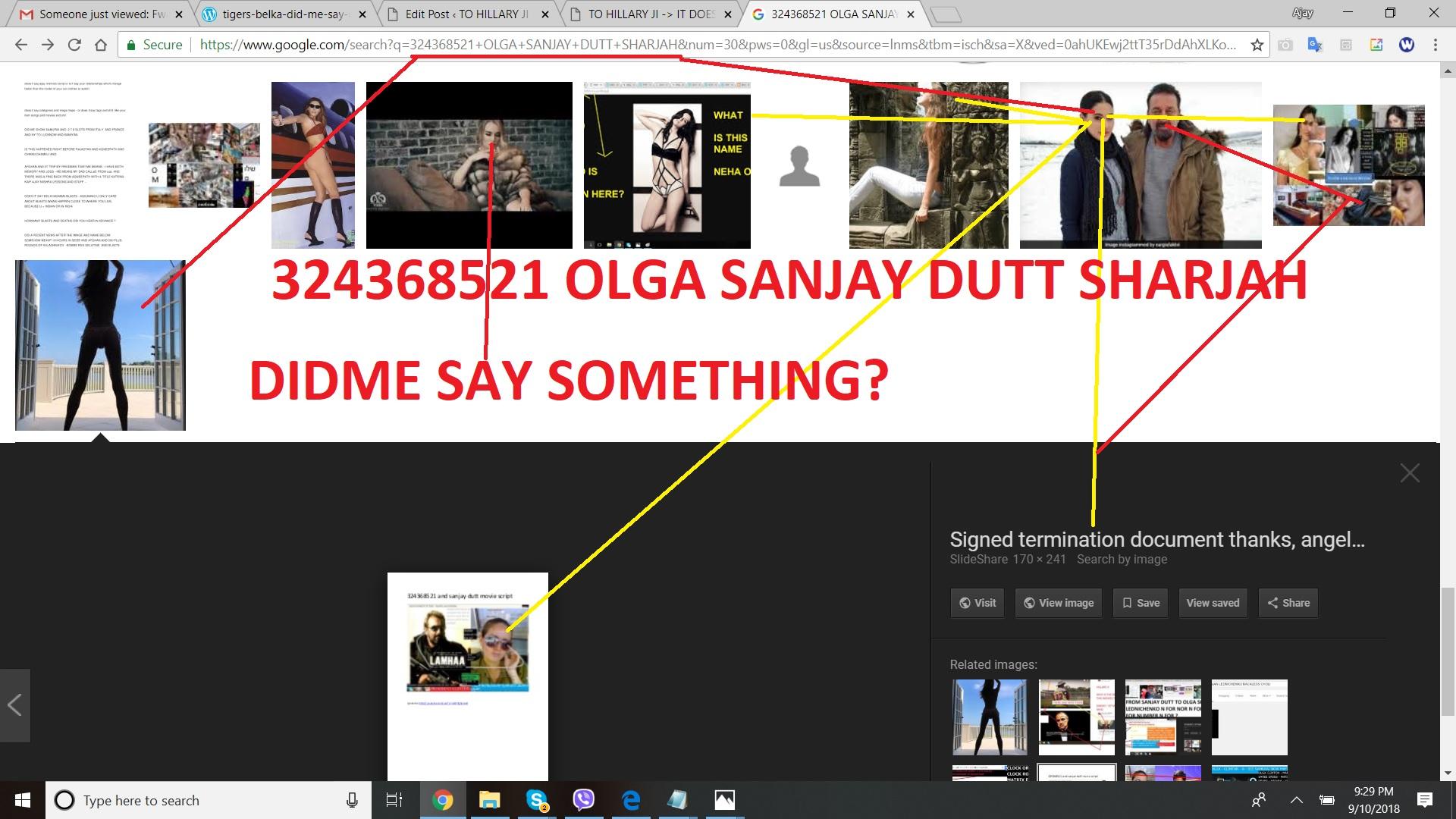 324368521 OLGA SANJAY DUTT SHARJAH