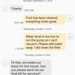 Screenshot_20181004-181015_Messages - POOL AND DECK - FROM ALEXC SOMMERS - ON OCTOBER 4 2018 AROUND 6 30 PM CTS AUSTIN TIME