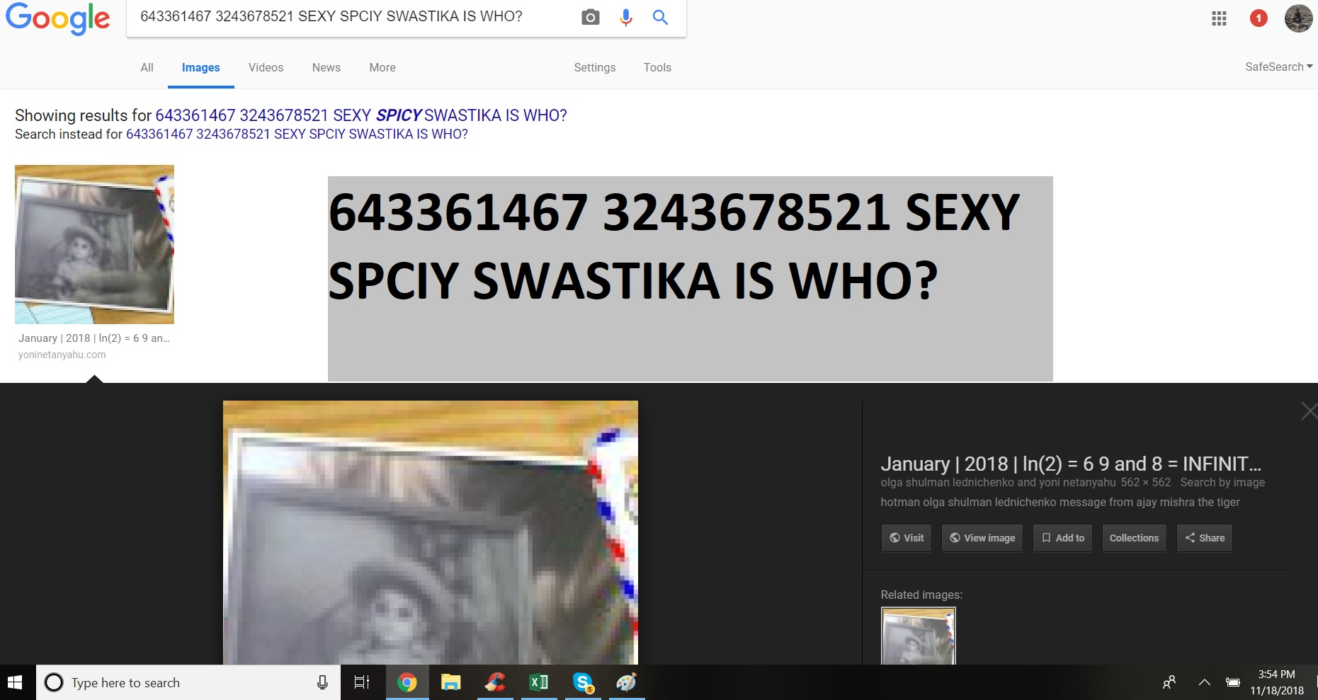 643361467 3243678521 SEXY SPCIY SWASTIKA IS WHO