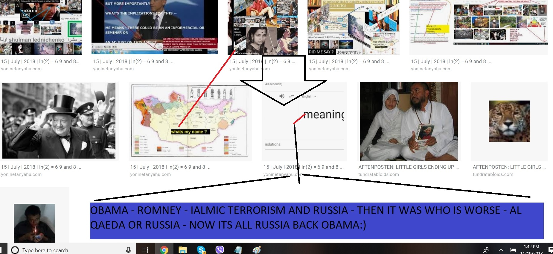 OBAMA - ROMNEY - IALMIC TERRORISM AND RUSSIA THEN IT WAS WHO IS WORSE - AL QAEDA OR RUSSIA - NOW ITS ALL RUSSIA BACK OBAMA