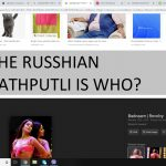 THE RUSSHIAN KATGHPUTLI IS WHO -