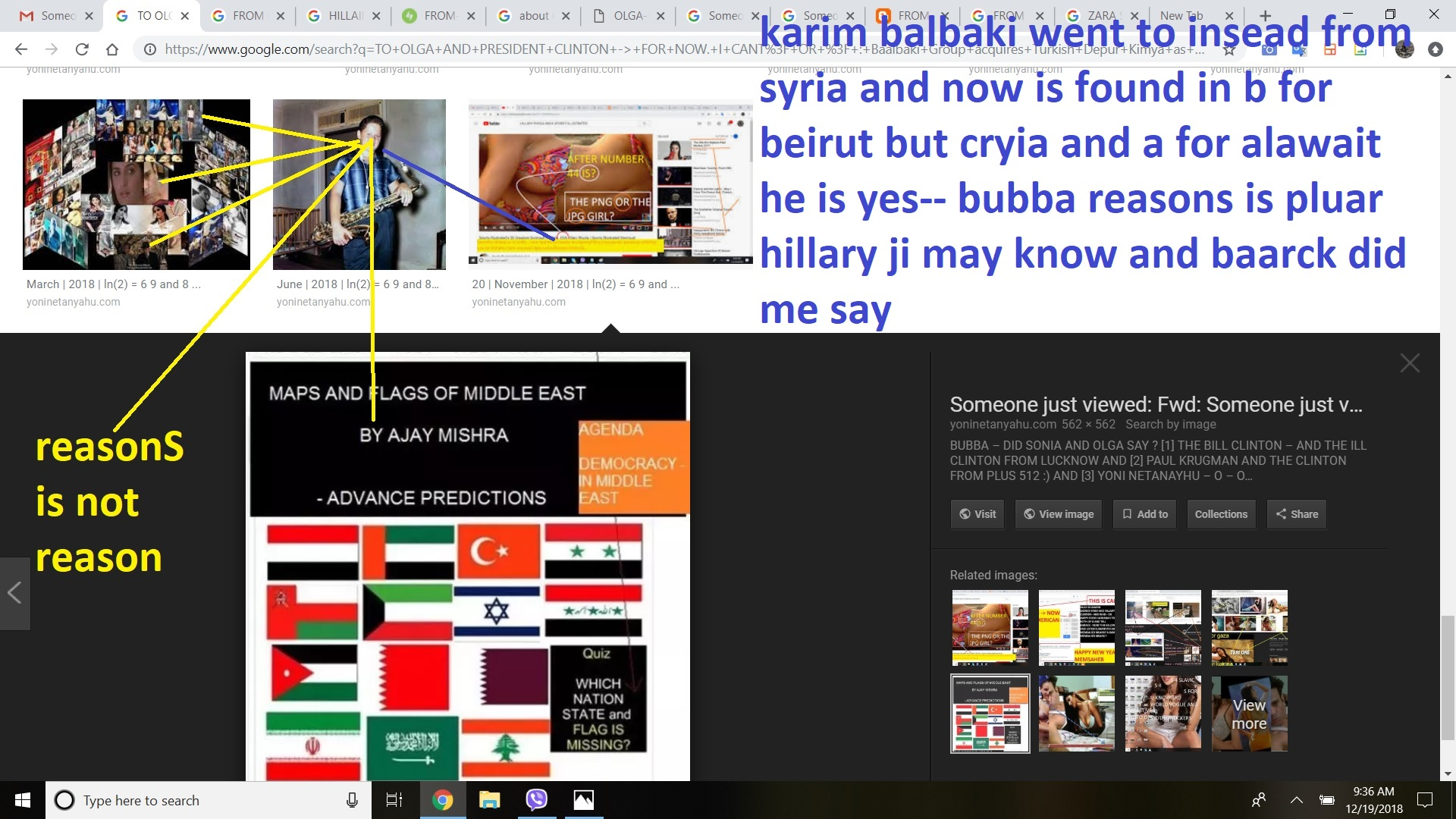 karim balbaki went to insead from syria and now is found in b for beirut but cryia and a for alawait he is yes-- bubba reasons is pluar hillary ji may know and baarck did me say