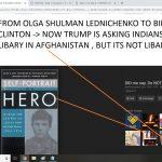 LIBRAYA FOR TRUMP IN AFGHANISTAN