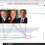 OLGA SHULMAN LEDNICHENKO COLOLEN VJAY - AJAY MISHRA - EX ANTE - BEFORE ATTACK - DATE BEFROE THE D DAY OF FEBRUARY 26 2019