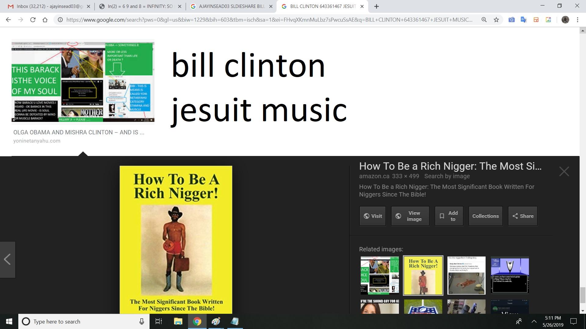 bill clinton jesuit music