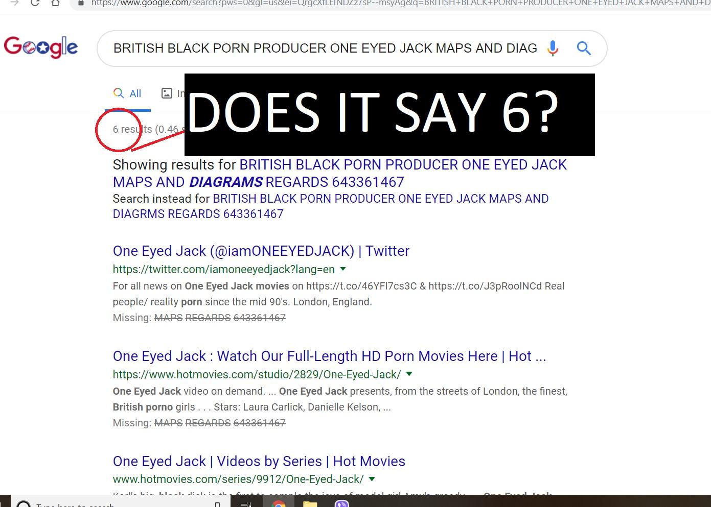 ONE EYES JACK