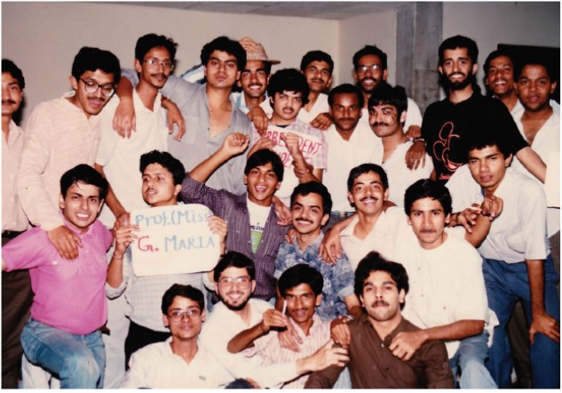 AJAY MISHRA IIT KANPUR BATCH 1987 I THINK THIS PHOOTOS WAS TAKEN IN 1988 OR 1989 OR 1990