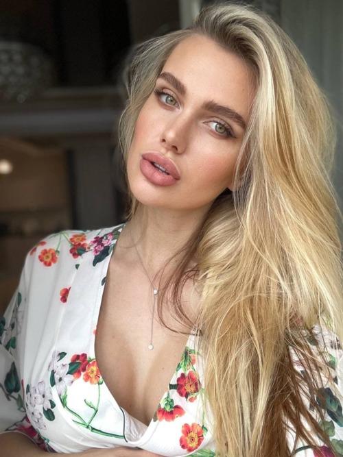 ALINA MATSENKO -- DRESS