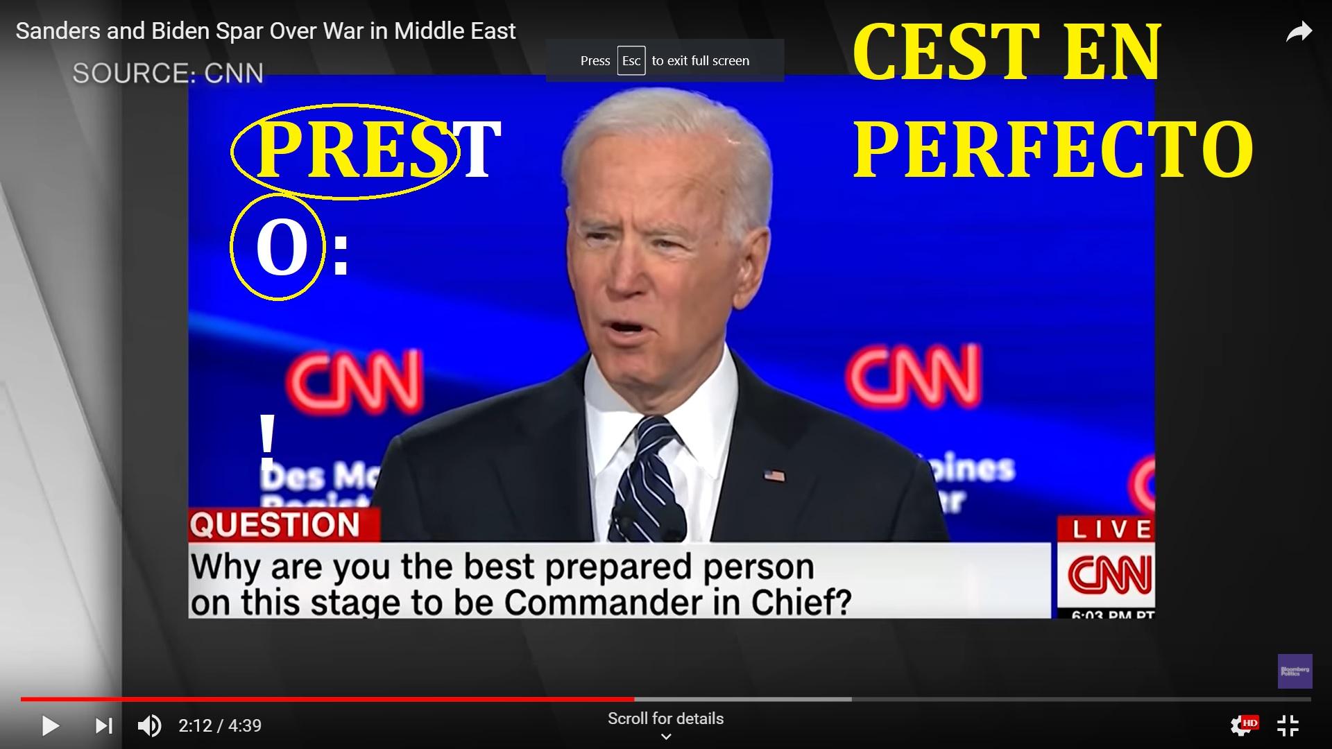 JOE BIDEN ON IRAQ