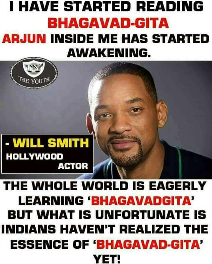HELLO WILL SMITH SO WHATS UP