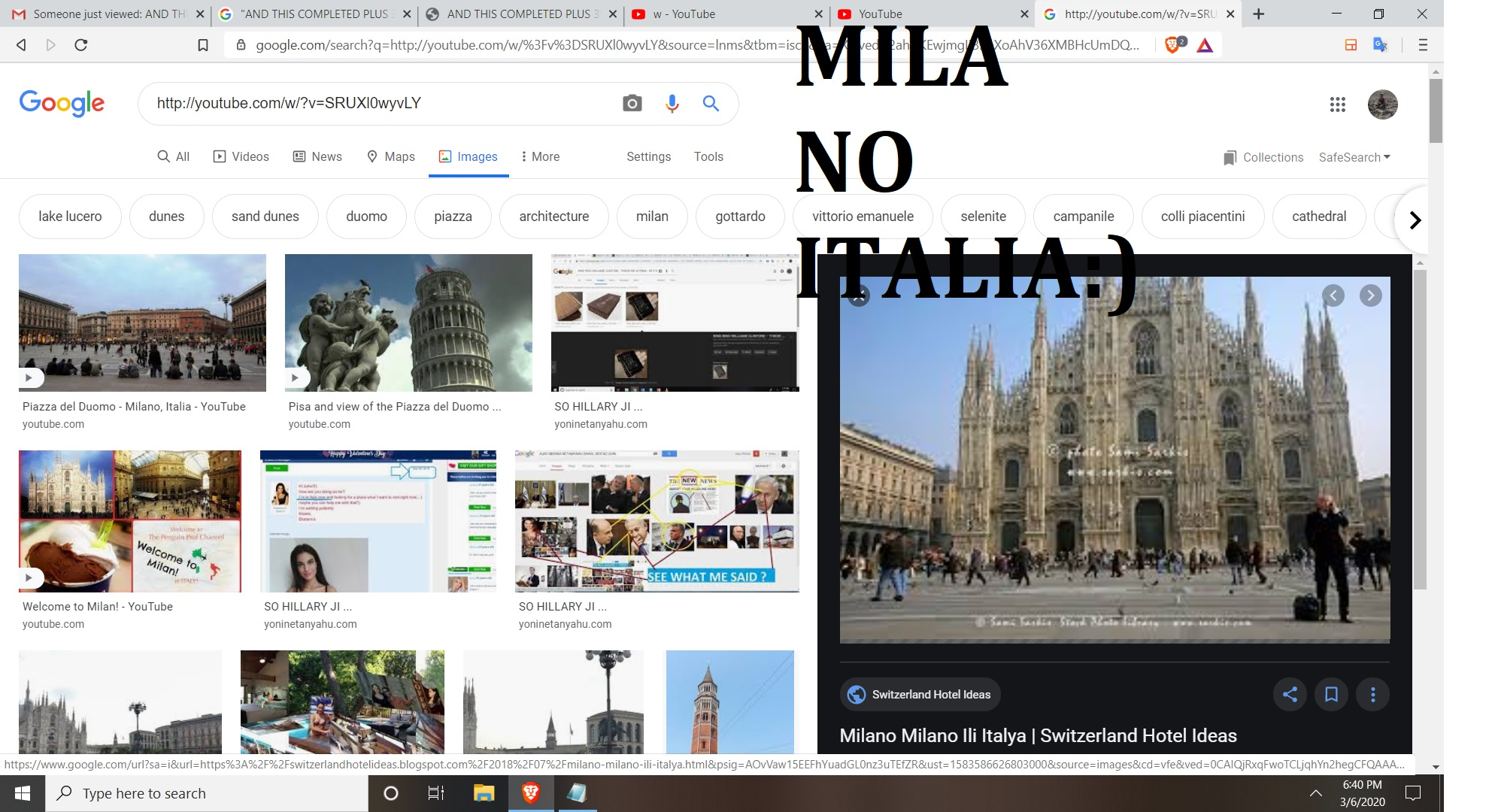 HELLO MILANO ITALIA