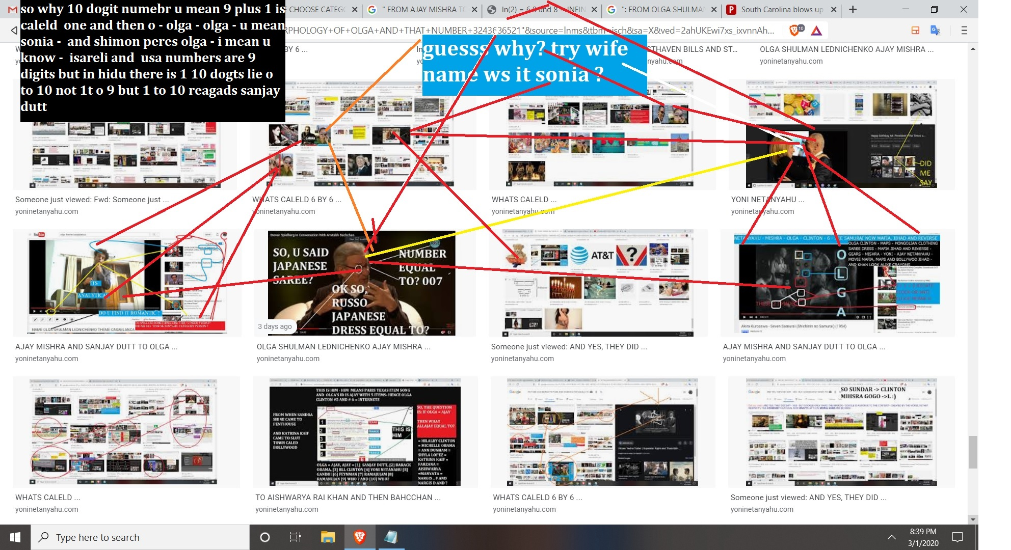 i mean u know - isareli and usa numbers are 9 digits but in hidu there is 1 10 dogts lie o to 10 not 1t o 9 but 1 to 10 reagads sanjay d