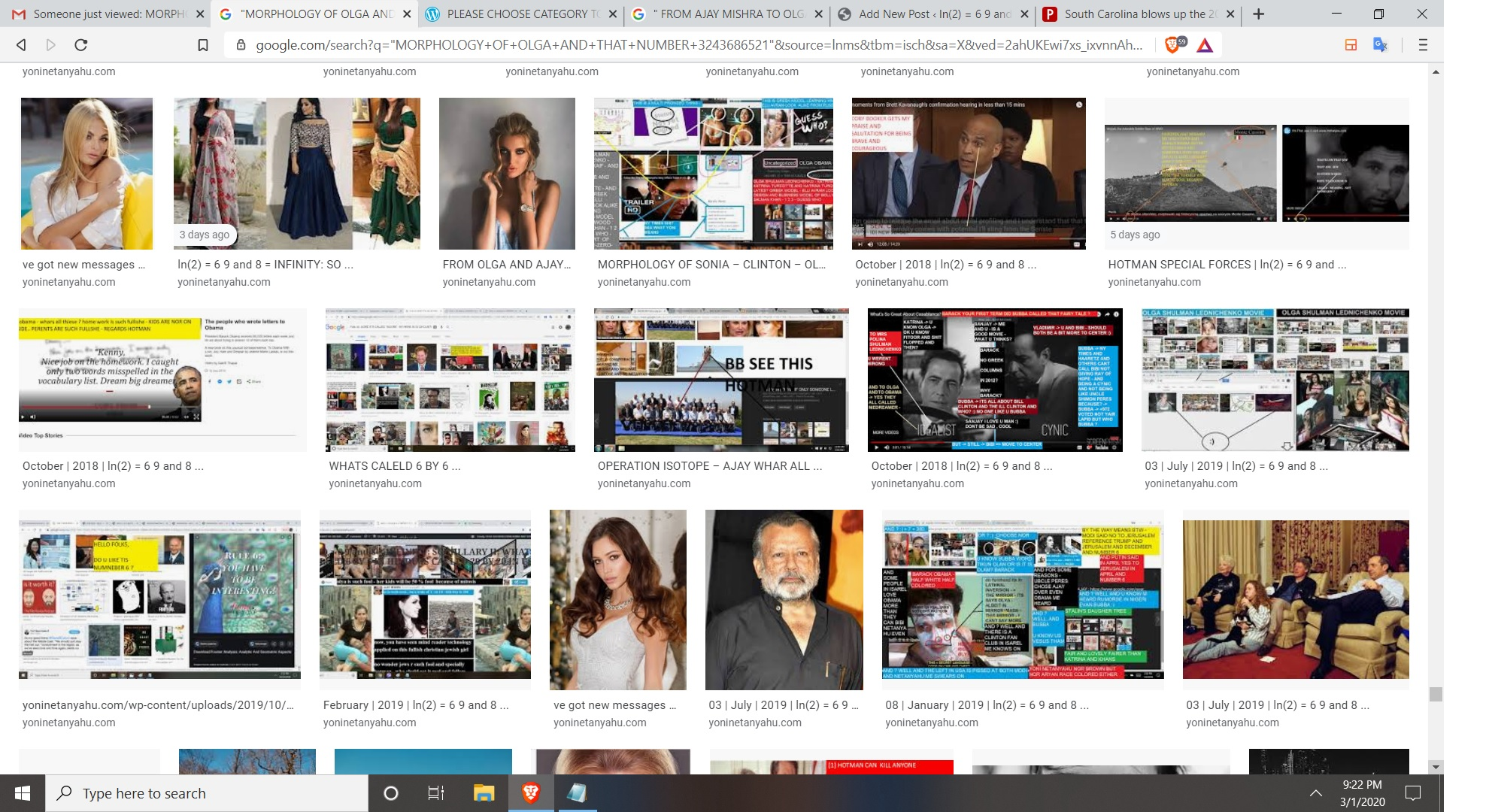 i mean u know - isareli and usa numbers are 9 digits but in hidu there is 1 10 dogts lie o to 10 not 1t o 9 but 1 to 10 reagads sanjay - morphology of olag and 324368654221 and 324368521