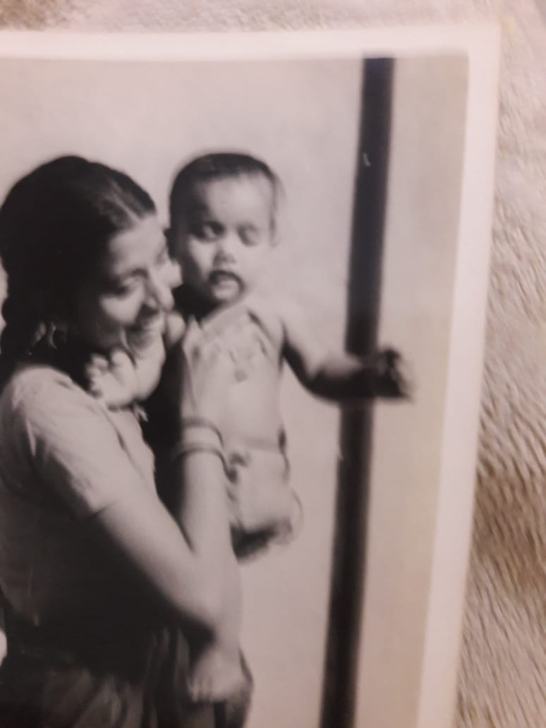 ajay mishra photos childhood -----------------------------