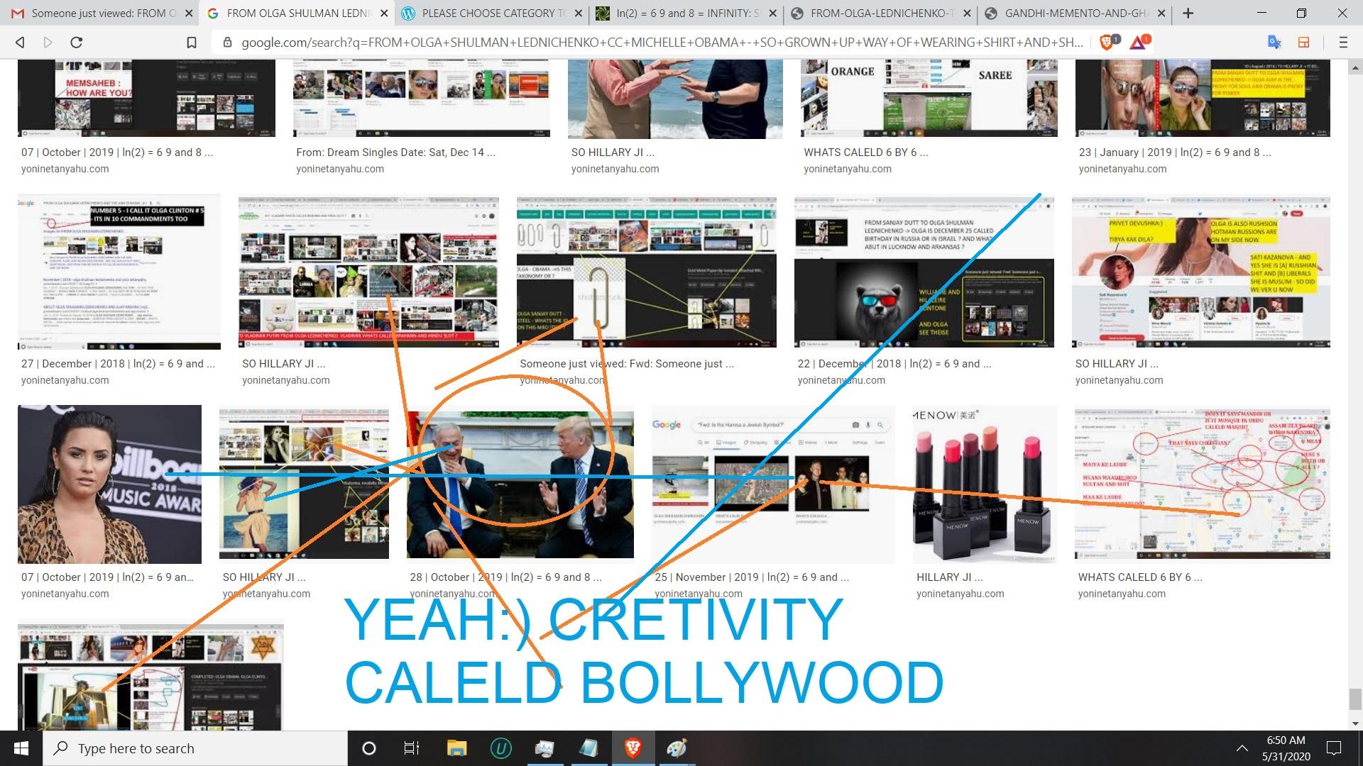YEAH CREATIVITY CALED BOLLYWOOD