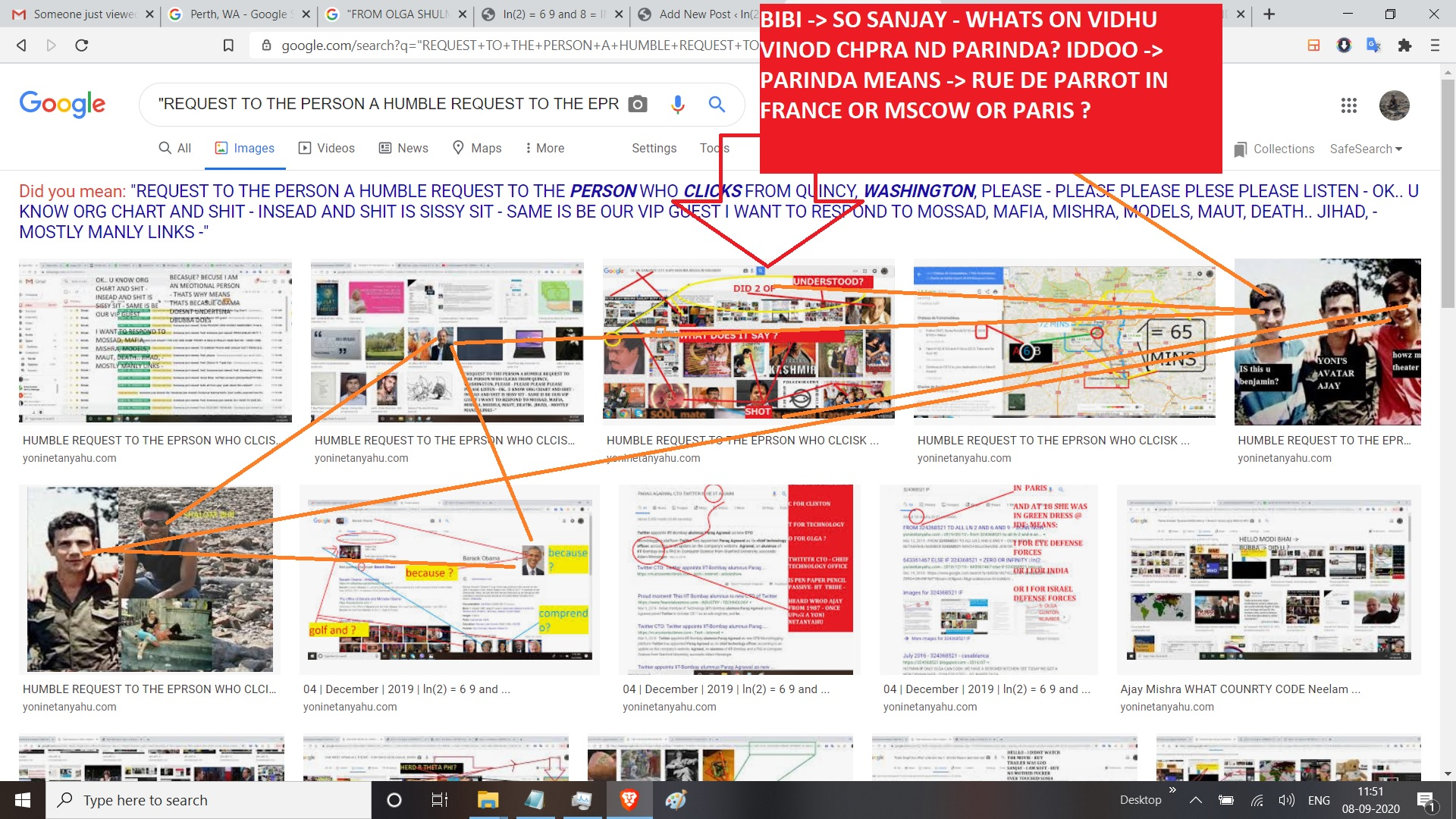 REQUEST TO THE PERSON A HUMBLE REQUEST TO THE EPRSON WHO CLCISK FROM QUINCY, WASHIHNGTN, PLEASE - PLEASE PLEASE PLESE PLEASE LISTEN - OK.. U KNOW ORG CHART AND SHIT - INSEAD AND SHIT IS SISSY SIT - SAME IS BE OUR VIP GUEST I WANT TO RESPOND TO MOSSAD, MAFIA, MISHRA, MODELS, MAUT, DEATH.. JIHAD, - MOSTLY MANLY LINKS