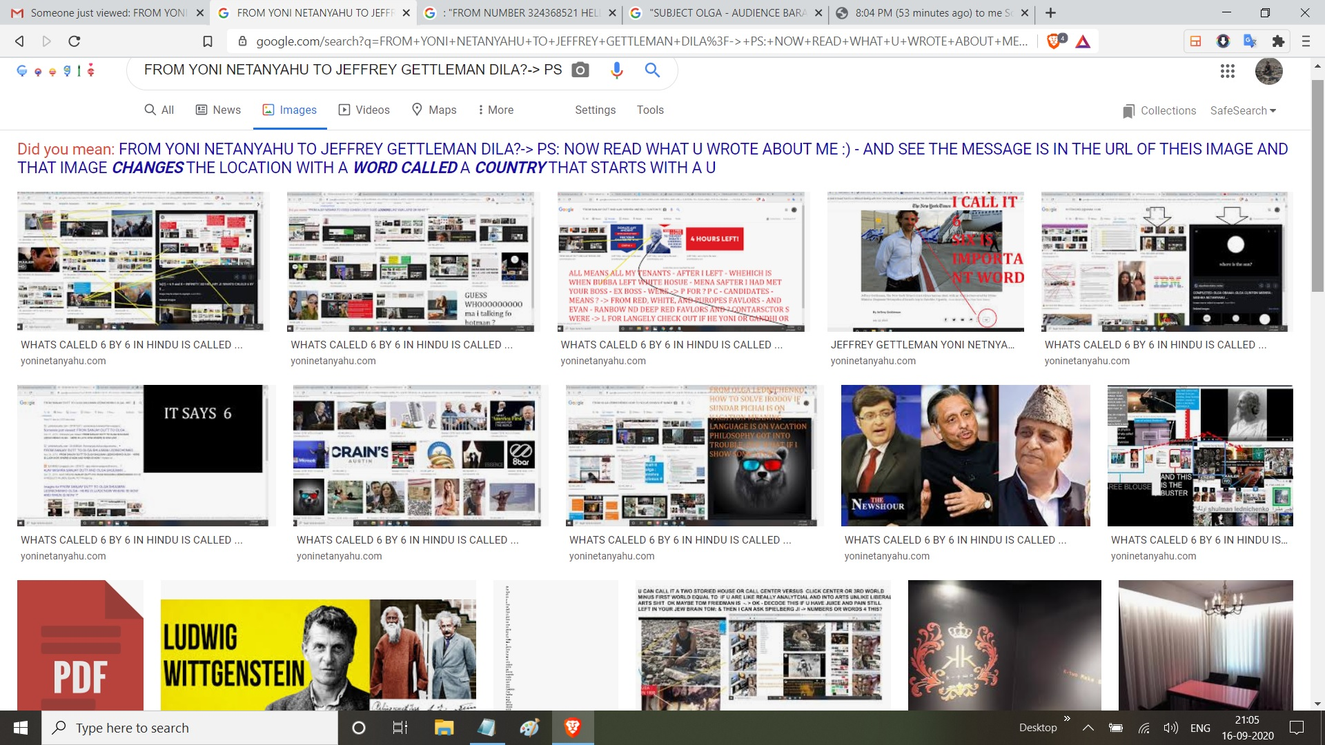 FROM YONI NETANYAHU TO JEFFREY GETTLEMAN KAK DILA  ? NOW READ WHAT U WROTE ABOUT ME- AND SEE THE MESSAGE IS IN THE URL OF THEIS IMAGE AND THAT IMAGE CHNAGES THE LOCATION WITH A WOR D CAED A COUNTTRY THAT STARTS WITH A U