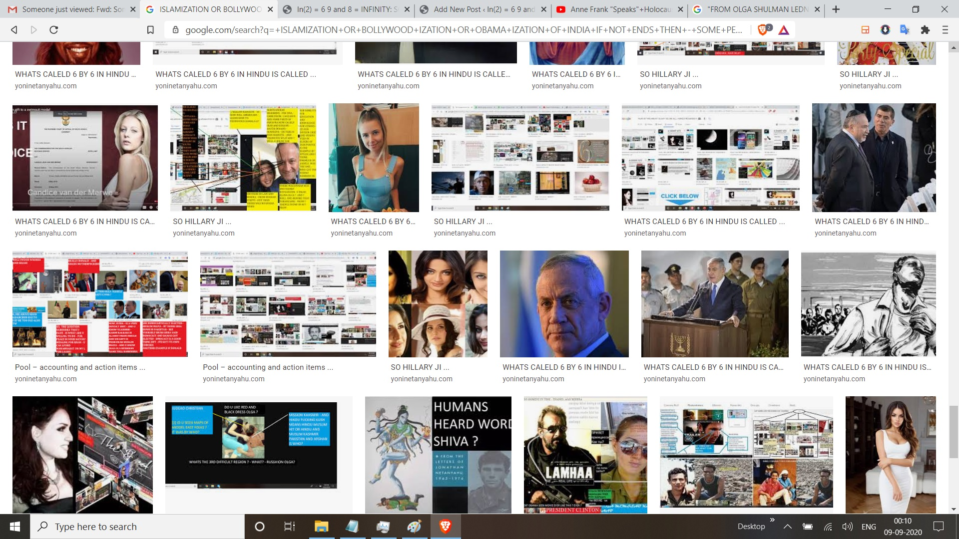 """Sep 8, 2020, 11:40 PM (30 minutes ago) to me   Someone just viewed: """"Fwd: Someone just viewed: ISLAMIZATION OR BOLLYWOOD IZATION OR OBAMA IZATION OF INDIA IF NOT ENDS THEN - SOME PEOPLE WILL MEANS WDETERMIISTACALLY DIE :Vogue (magazine) From Wikipedia, the free encyclopedia Jump to navigationJump to search For any other use, see Vogue (disambiguation). VOGUE VOGUE LOGO.svg David E Scherman- Lee Miller 1944.jpg Lee Miller in Uniform, 1944 Editor Anna Wintour Categories Fashion Frequency monthly Publisher Condé Nast Total circulation (2017) 1,242,282[1] Year founded December 17, 1892; 126 years ago Country United States Website www.vogue.com ISSN 0042-8000 Vogue is a fashion and lifestyle magazine covering many topics including fashion, beauty, culture, living, and runway. Vogue began as a weekly newspaper in 1892 in the United States, before becoming a mo nthly publication years later. The British Vogue was the first international edition launched in 1916, while the Italian version has been called the top fashion magazine in the world.[2] As of today, t"""" People on thread: Yoni Netanyahu Olga Blog Post By Email Device: iPhone Location: Quincy, WA © 2011-2020 Streak 2261 Market Street #4067 San Francisco, CA 94114   Get link"""