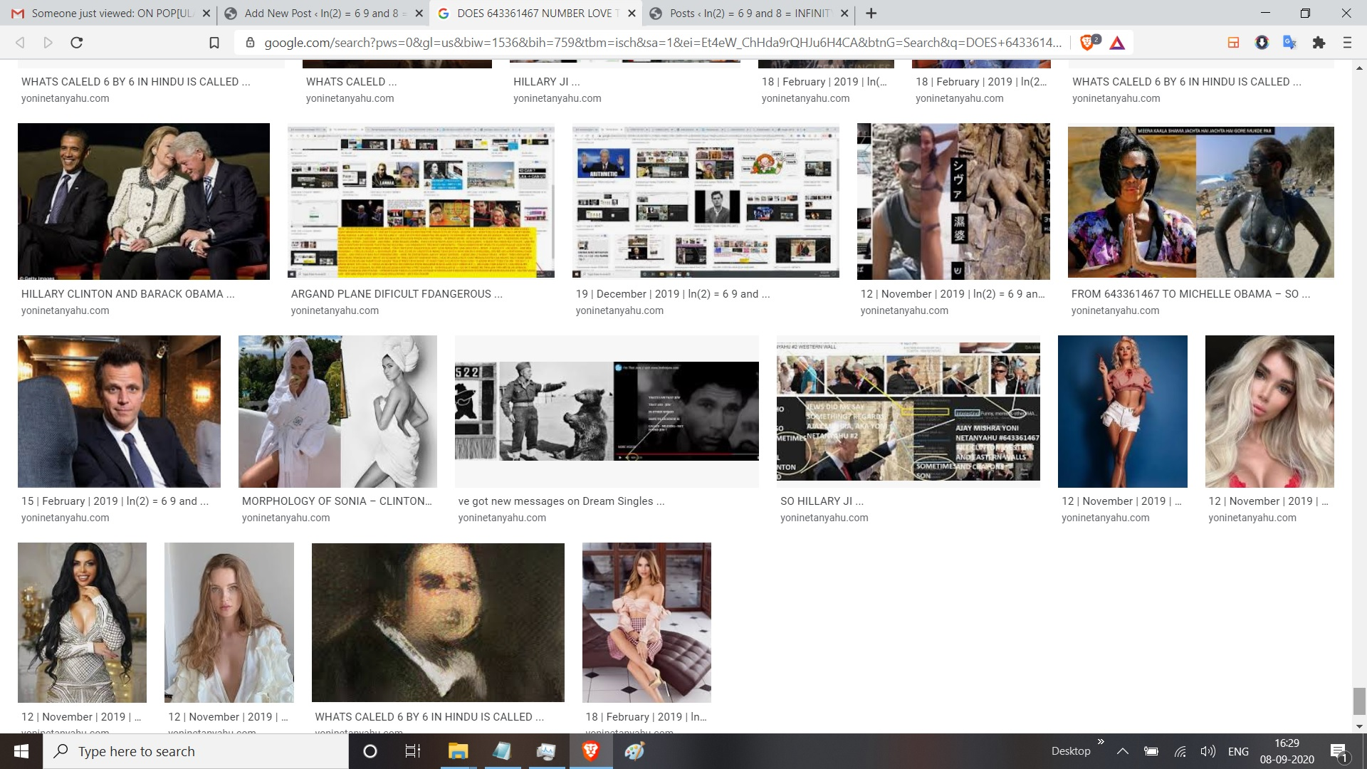 """3:50 PM (39 minutes ago) to me   Someone just viewed: """"ON POP[ULAR DEMAND - BECAUSE YOU PEOPLE ALWASY ASK AND CLICK MY BLOG POST CERMONIALLY - WHAT IS UNCONTIONAL OR TRUE LOVE - HERE IS THE ANSWR FROM GOOGLE """" People on thread: Yoni Netanyahu Olga Blog Post By Email, Olga Google Blogger Post By Email Device: Unknown Device Location: Unknown"""