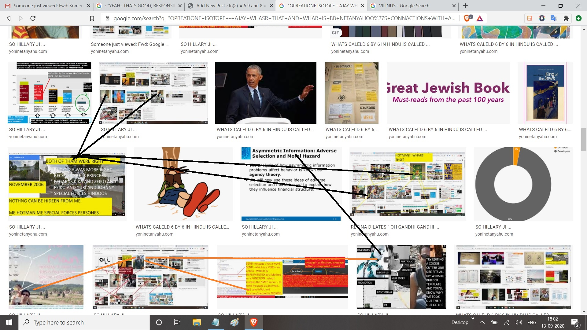 OPREATIONE ISOTOPE - AJAY WHASR THAT AND WHAR IS BB NETANYAHOO'S CONNACTIONS WITH ALL THIES E WAS BB NETANAYHOO ACTING SELLEEY IN THAT TELL ME ALL I ASKED REGARDS HOTMAN SPECIAL FORCES SAIRELIES