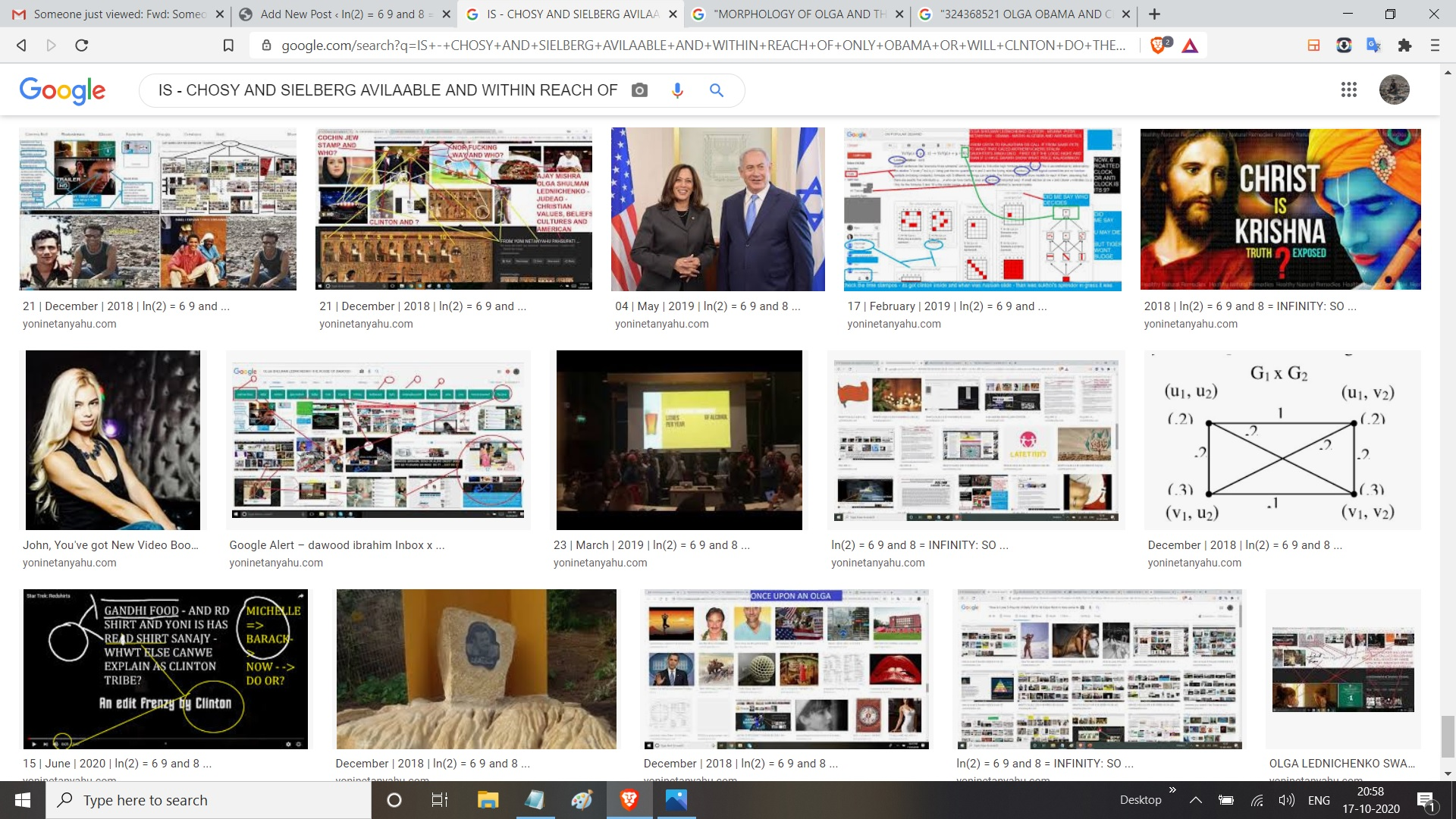 IS - CHOSY AND SIELBERG AVILAABLE AND WITHIN REACH OF ONLY OBAMA OR WILL CLNTON DO THE MAGIC THIS TIME FOR A CHANGE IT NEEDS CLINTON TO COORDINATE - AND ORGANZIE COMMUNITY OF THE WHO