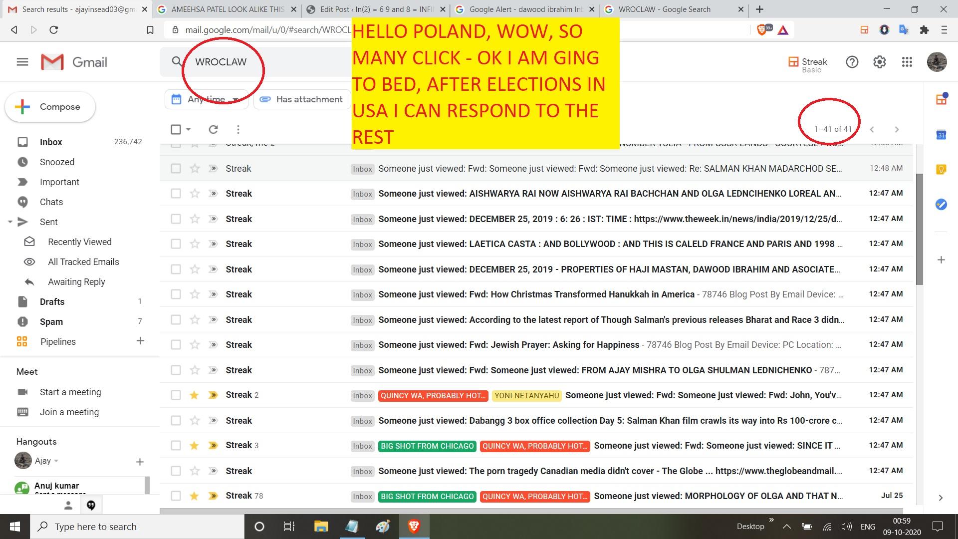 POLAND CLICKS