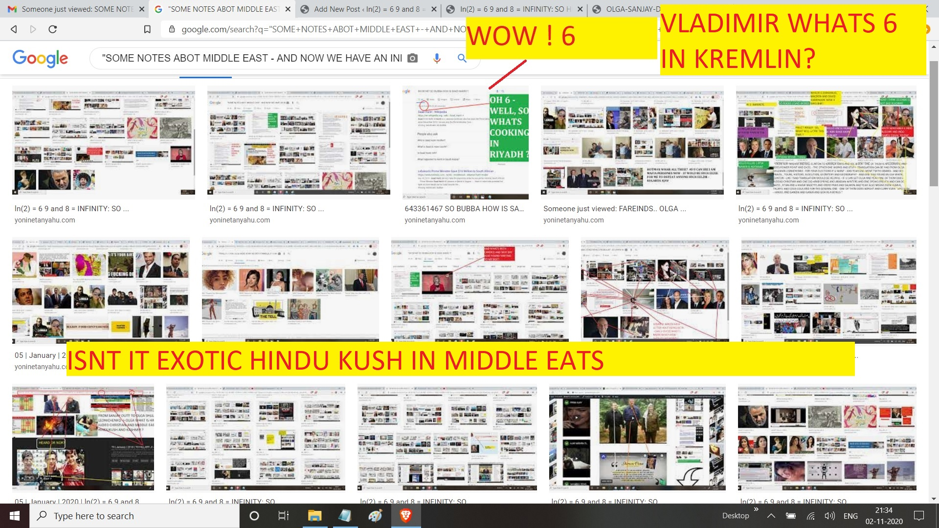 SOME NOTES ABOT MIDDLE EAST - AND NOW WE HAVE AN INDIAN IN IT - SO, HELLO SHIA SUNNI BITCFEST - WELCOME TO HINDUKUSH AND HINDU FEST