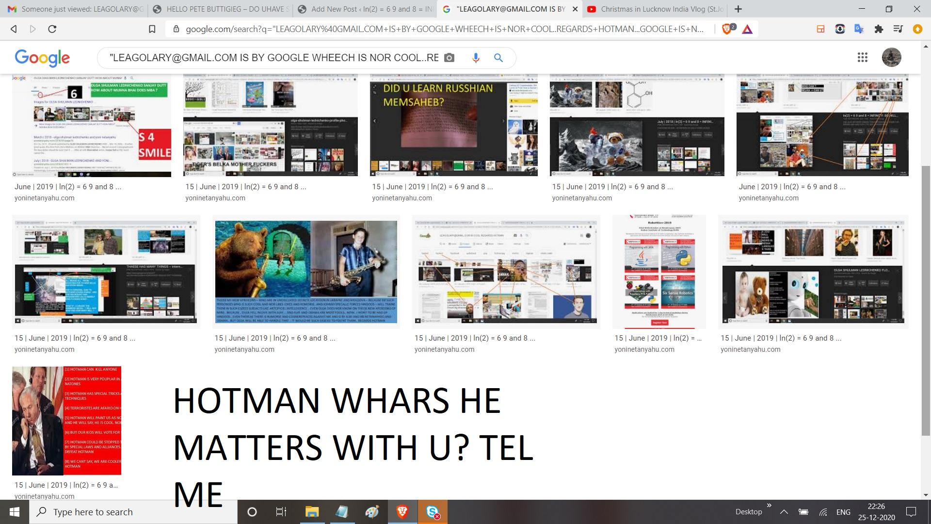 HOTMAN WHASRS LEAGLODAY TELL ME