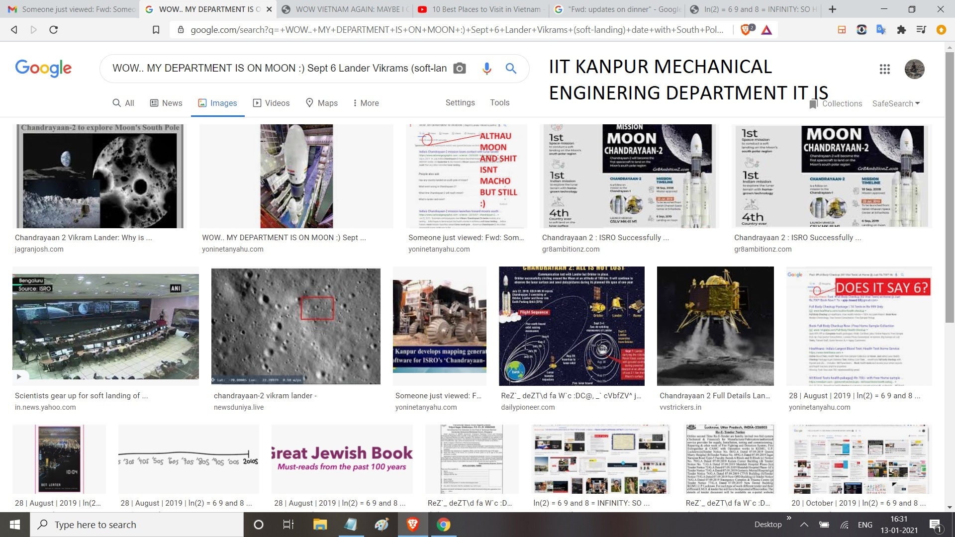 IIT KANPUR MECHANICAL ENGINERING DEPARTMENT IT IS