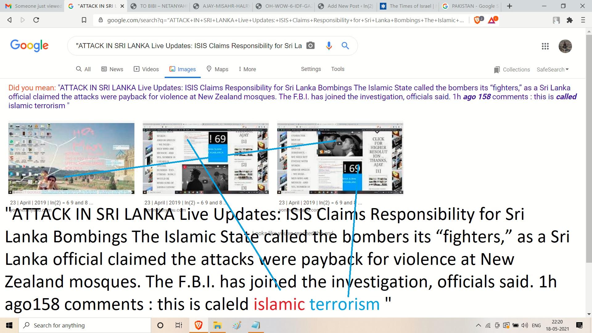 ISALMCI TERROSIM - REGASD CASABLANCA 6