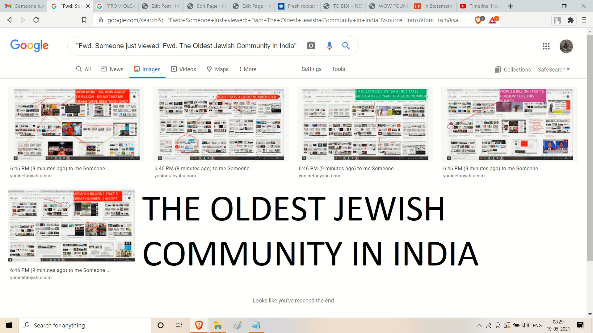 THE OLDEST JEWISH COMMUNITY IN INDIA