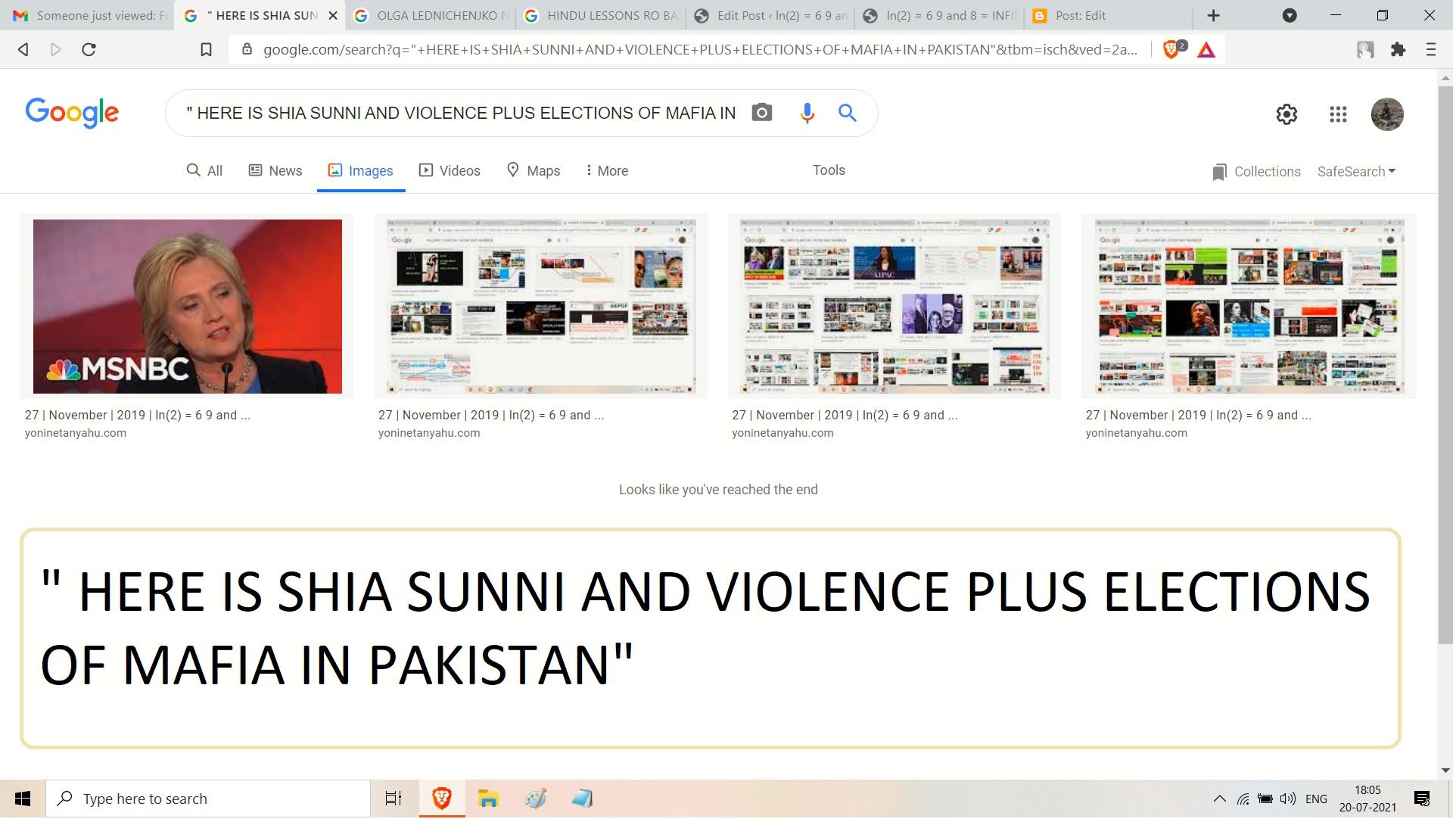 HERE IS SHIA SUNNI AND VIOLENCE PLUS ELECTIONS OF MAFIA IN PAKISTAN