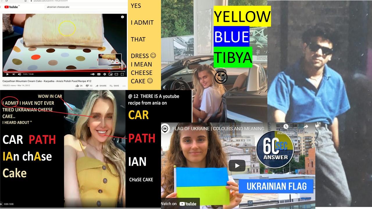 ALINA AND JOHN MISHRA AKA AAKAY AND ALINA - CARPATHIAN BUBER 13 UKRANIAN CHESEE CAK E RCEIPE CALEALLED 6C 12